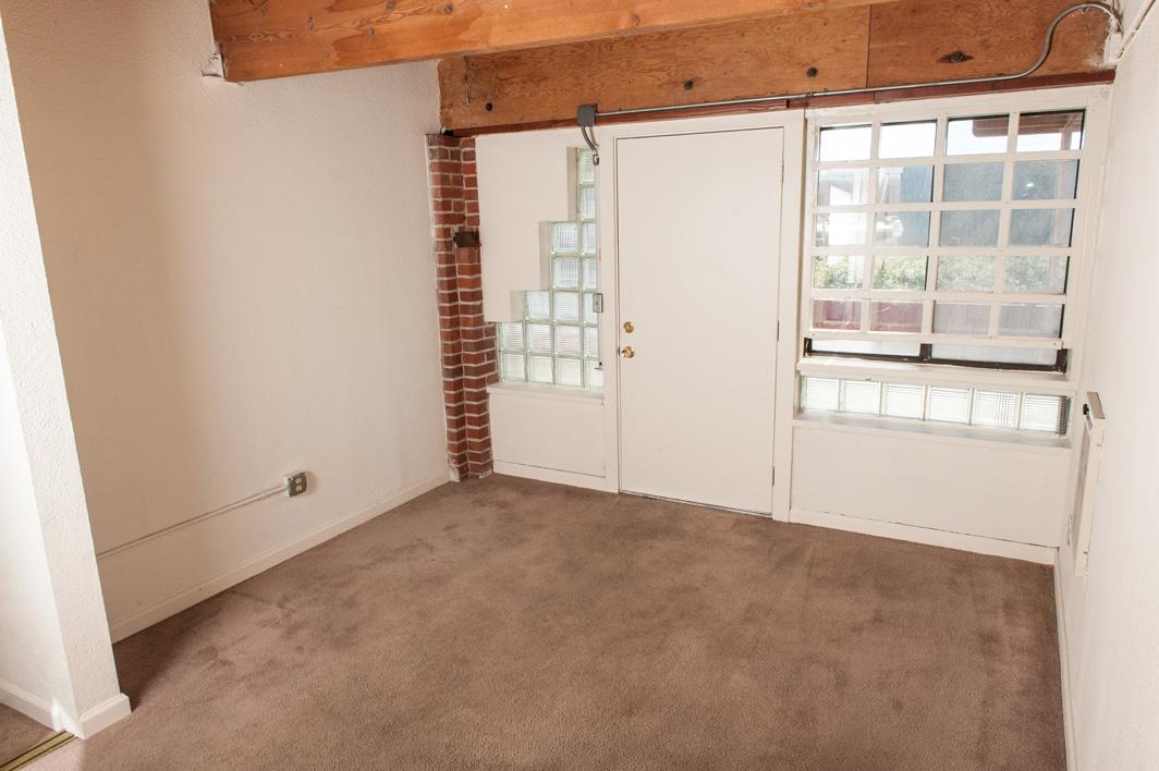 Melrose Sound Studios: Floor Plan Bedroom